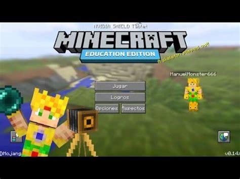 minecraft pe  ender pearls camara education