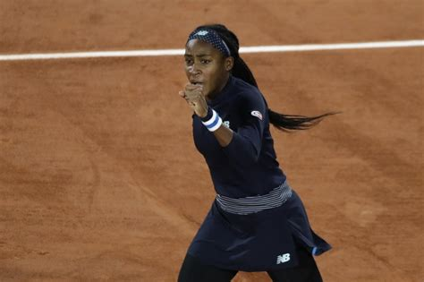 Jun 07, 2021 · united states's coco gauff plays a return to tunisia's ons jabeur during their fourth round match on day 9, of the french open tennis tournament at roland garros in paris, france, monday, june. No chill for Coco: Gauff ousts 9th seed in French Open ...
