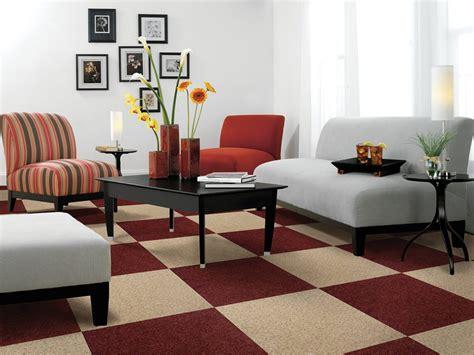 warna keramik ruang tamu modern minimalis renovasi rumahnet