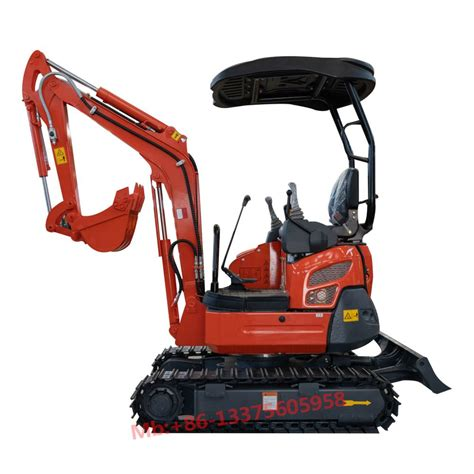 mini excavator   ton small garden digger  sale