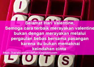 kumpulan daftar ucapan selamat hari valentine   teman  valentine terbaik