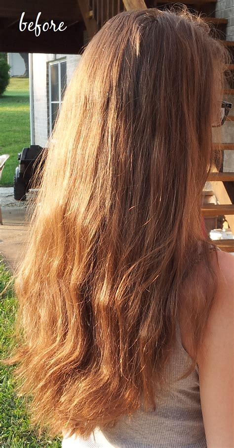 Lainamarie91 Lush Caca Noir Henna Hair Dye Before And After