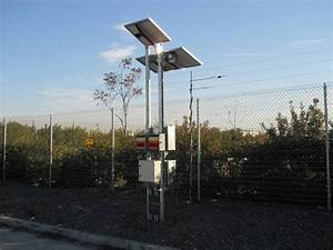 Solar Electric Fence Prevents Crime 24  7