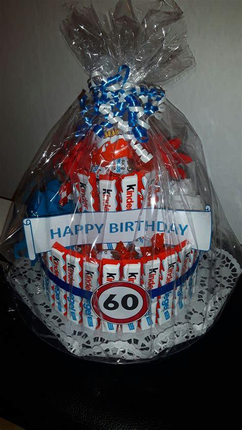 torte aus kinderriegeln geschenk torte aus kinderriegeln schokobons und 220 ei franzi s bastelecke