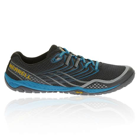 merrell vapor glove 3 merrell trail glove 3 mens navy blue running trail sport