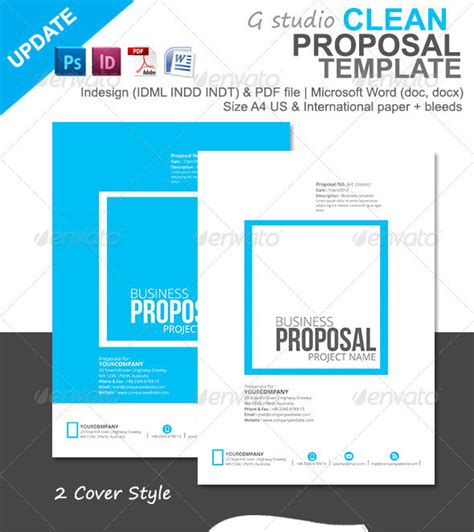 creative invoice proposal template designs web