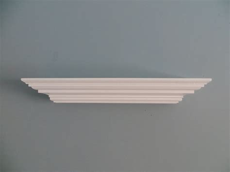 30 Crown Molding Floating Wall Shelf Or Wall Ledge By