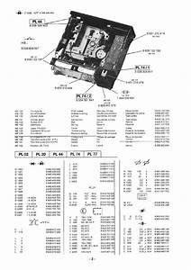 Blaupunkt Audi Gamma Parts List Service Manual Download
