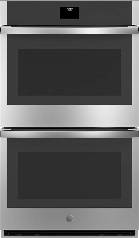 jtdsnss ge   double wall oven convection  clean wtih steam wifi
