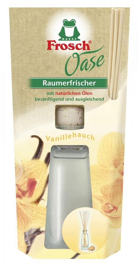 Duft Fürs Bad by Frosch Oase Raumerfrischer Vanillehauch 90ml Drogerie Duft