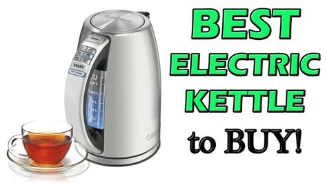 kettle electric coffee tea