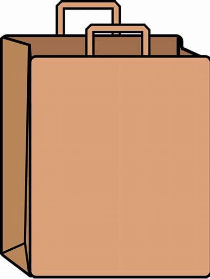 Clipart Shopping Bag Bags Paper Clip Library