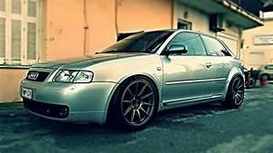 Audi S3 8l With Xxr Wheels Gun Metal
