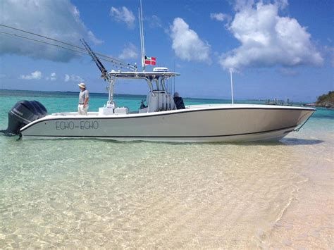 yellowfin offshore boats boat 36 fishing helm master console center florida beach fl palm whelm moreboats yachtworld power marine iboats