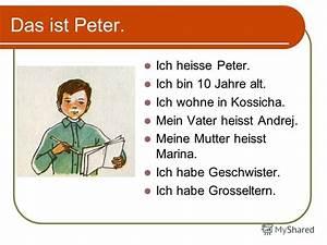 Ich Wohne In : meine familie das ist peter ich ~ Lizthompson.info Haus und Dekorationen