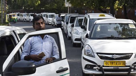 Ola, Uber Drivers In Mumbai Seek Bjp's Support Against