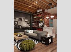 Masculine decor Interior Design Ideas