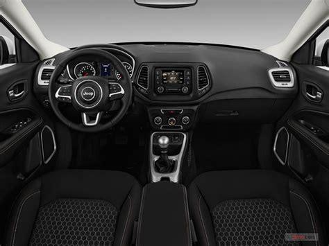 2018 Jeep Compass Interior  Us News & World Report