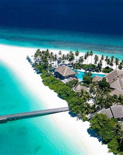 Maldives Recharge Rest Tropical Paradise Beaches Kanifushi