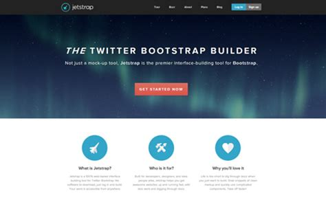 bootstrap customization themes ui patterns  tools