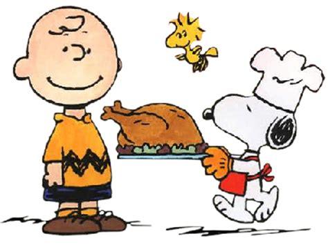Snoopy Thanksgiving Wallpaper
