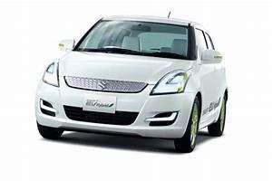 Suzuki Swift Hybride : suzuki swift ev hybrid comes at tokyo automotorblog ~ Gottalentnigeria.com Avis de Voitures