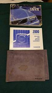 2000 Volvo S70 Free Owners Manual