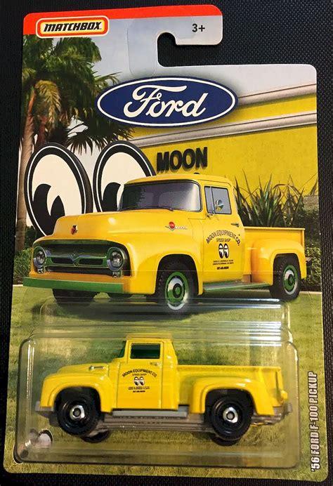 ford truck  series matchbox cars wiki fandom
