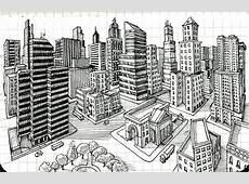 Perspective City SVHS Art