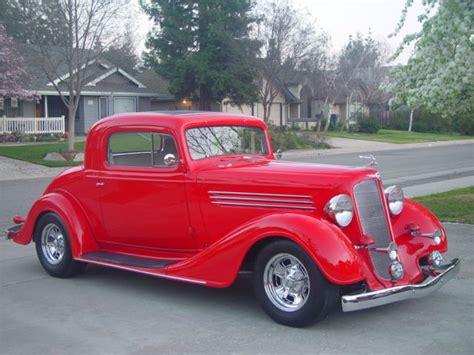 Visalia Buick by 1934 Buick Series 40 Model 46 Rod Luxury Vehicle