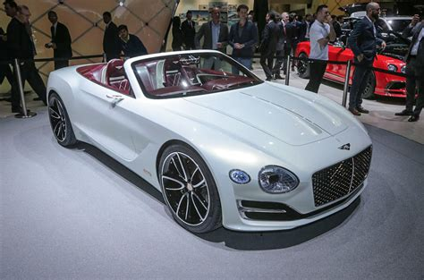 bentley sports car bentley boss lifts the lid on new electric sports car