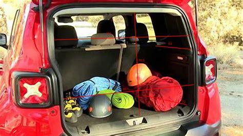 jeep renegade kofferraum renegade breite kofferraum in cm technik renegade