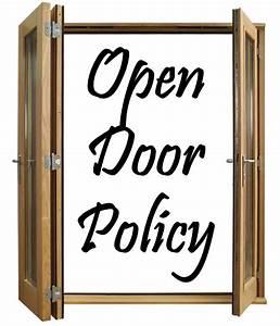 Open Door Policy – QIUUING