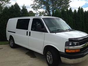 Purchase Used Chevy Express 1500 Awd Cargo Van In Chesterland  Ohio  United States