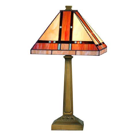 illumine 17 in bronze table l with tan linen cli ls