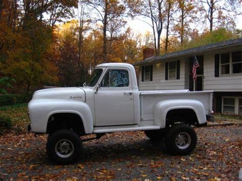 1953 ford f 100 4x4 ford trucks for sale trucks antique trucks vintage trucks for