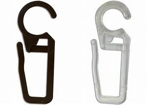 Anneaux Rideaux à Clipser : crochets pvc pour anneaux de tringle rideaux lot de 10 ~ Premium-room.com Idées de Décoration