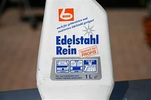 Edelstahl Abzugshaube Reinigen : reinigen von edelstahlgrill grillforum und bbq ~ Markanthonyermac.com Haus und Dekorationen