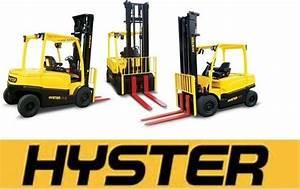 Hyster A380  H40xt  H50xt  H60xt  Forklift Service Repair