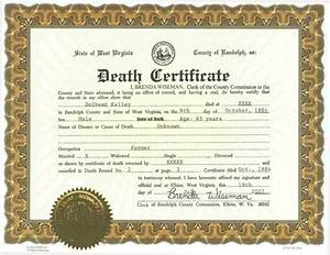 Fake death certificate online dave docs fake id store for Fake death certificate template