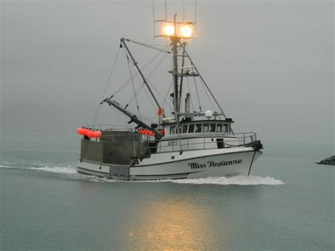 identifying alaska commercial fishing boats information