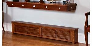 The Wooden Radiator Cabinet Company Custom wooden covers