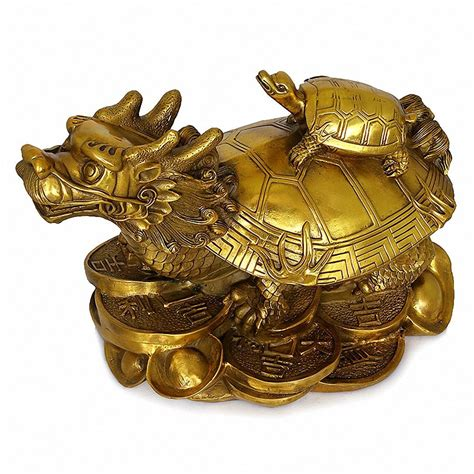 feng shui    dragon turtle symbol