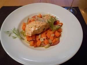 Welches Gemüse Zu Lachs : sanft gegarter lachs auf m hren orangen fenchel gem se von die ankri01 ~ Yasmunasinghe.com Haus und Dekorationen