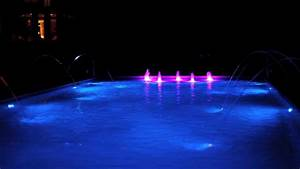 A starry night pool by platinum pools youtube for Make your next night in a night out with pool bar