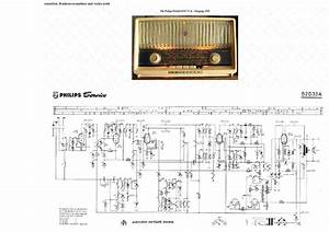 Philips B2d33a Service Manual Download  Schematics  Eeprom