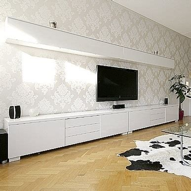 ikea besta burs wall shelf high gloss white  unit