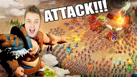 Papa Jake Plays Art Of Conquest!!! Commanding A Massive