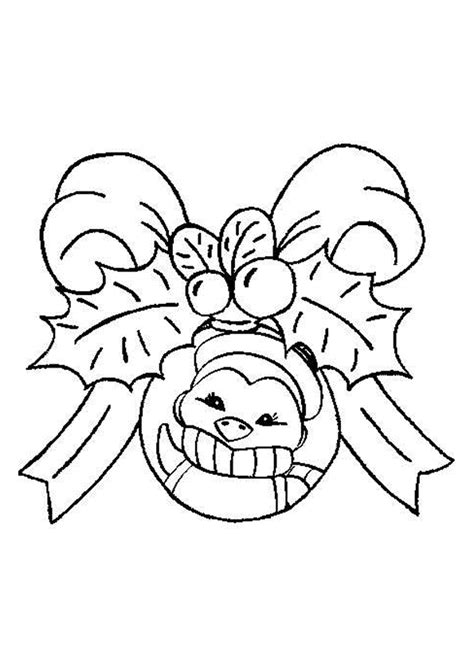 coloriage dessin noel boules sur hugolescargot