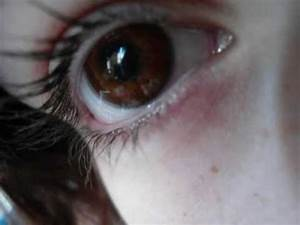 Testing out Colored Contacts! OVER: Brown eyes - YouTube